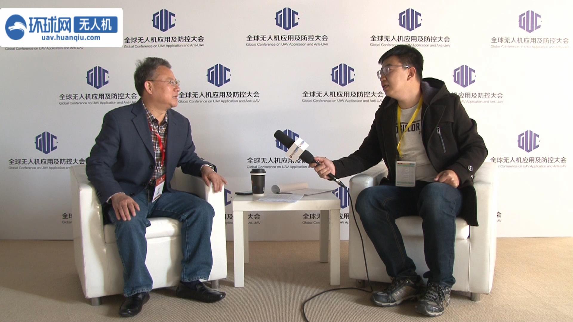 中国农大何雄奎介绍中国农业无人机发展史:初次亮相被围得水泄不通