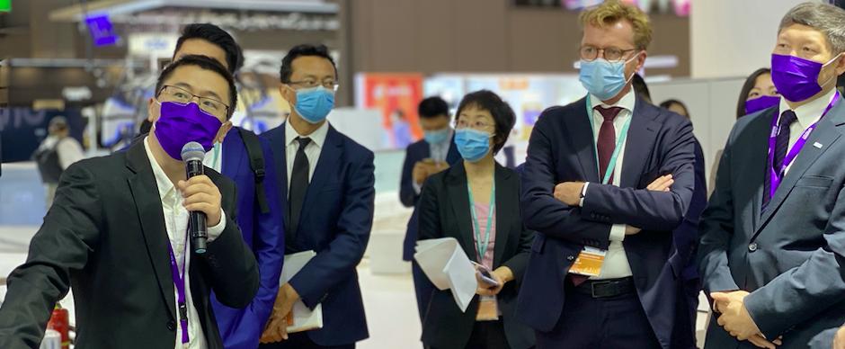 第三届进博会重点关注全球防疫