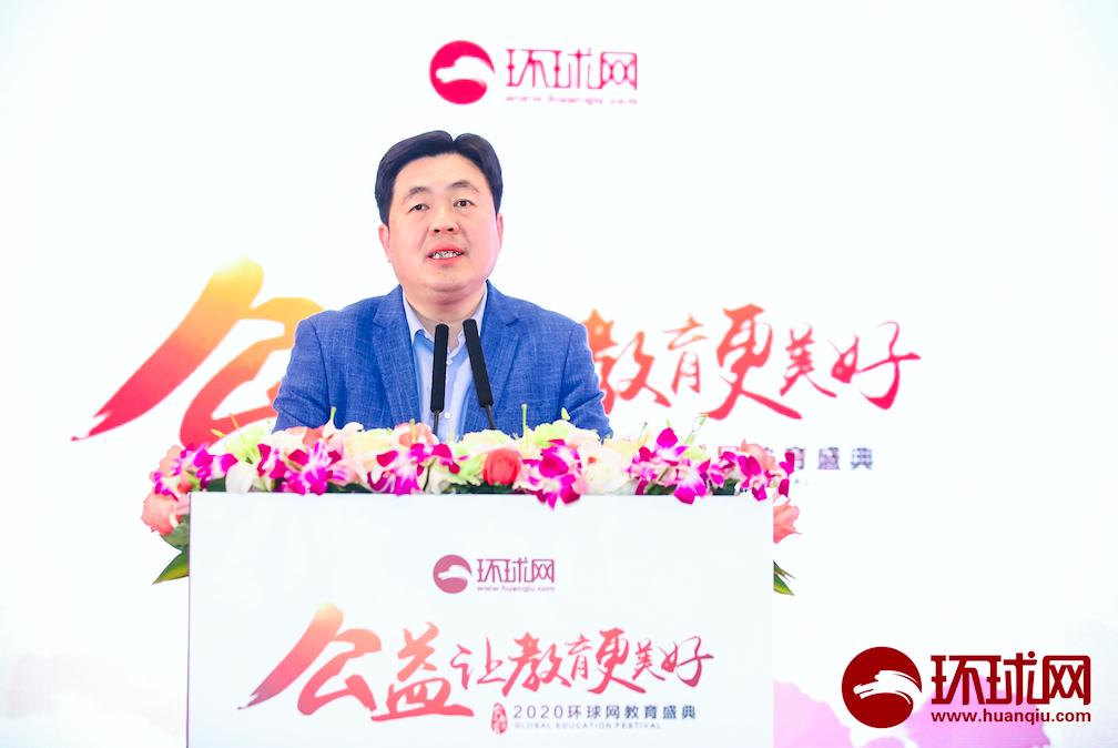 赵强:重视人才和教育发展中关村智酷应运而生