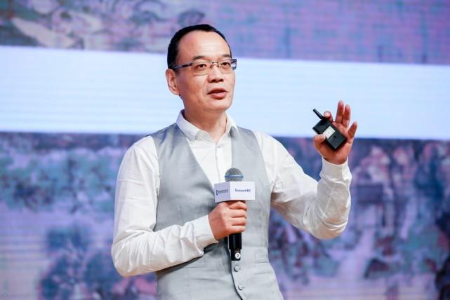 腾讯云发布微瓴开放平台LinkBase,助力智慧建筑产业生态全面升级