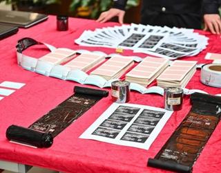 广州铁路警方查获数千张假火车票