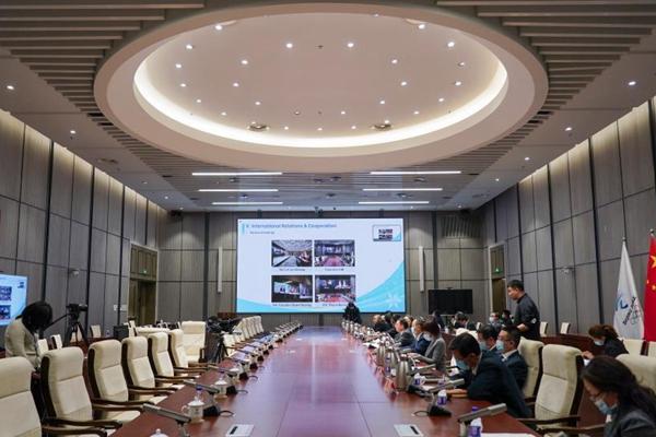 北京冬奥组委向国际奥委会第137次全会做陈述报告