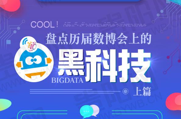 """【图解】COOL!盘点历届数博会上的""""黑科技"""""""