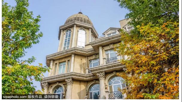 Блестящие известные места в городе Тяньцзинь