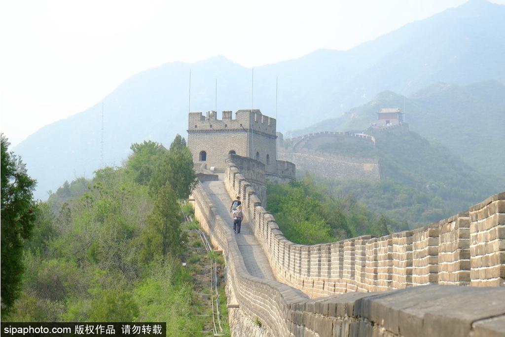 Segundo día: Subir la Gran Muralla Juyongguan