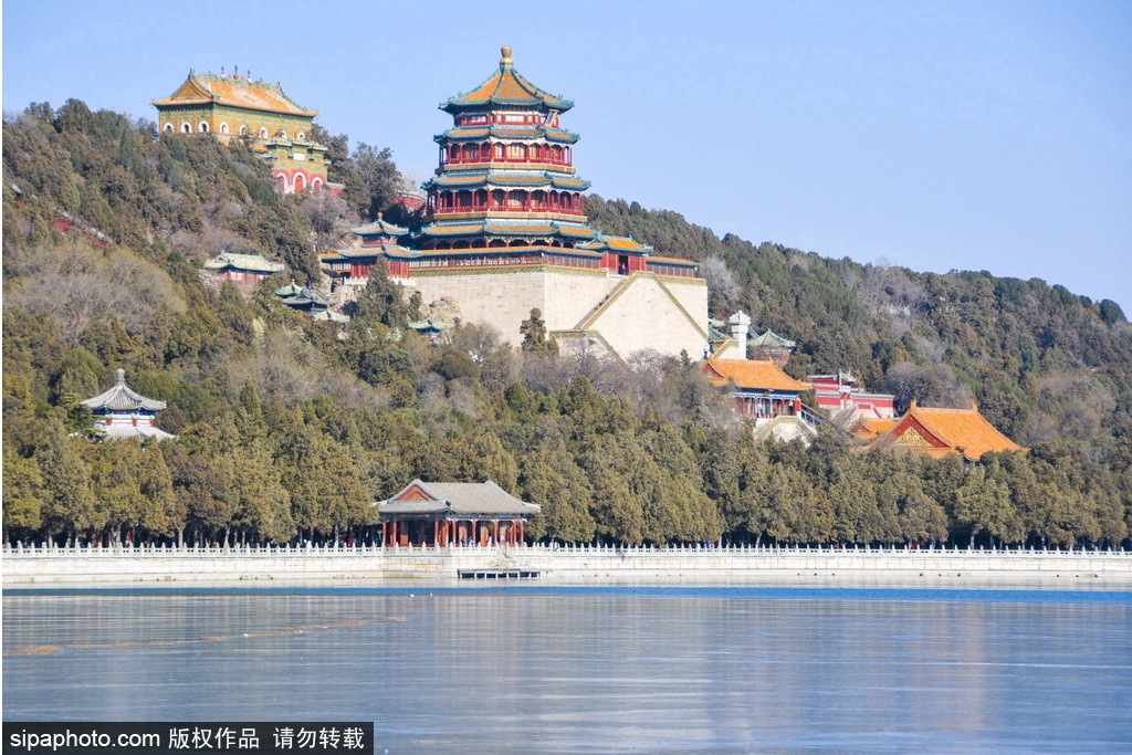 Segundo día: Palacio de Verano, Calle Qianmen
