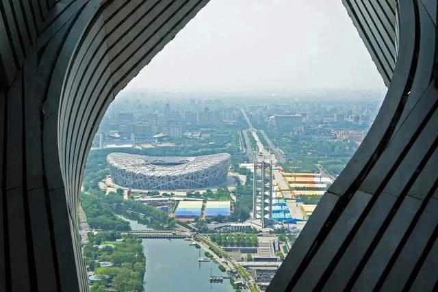 北京奧林匹克塔游覽攻略丨離天空更進一步的美景與浪漫!