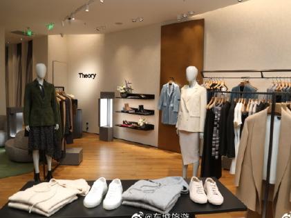 Theory東城首店:系列時裝,兼具奢華感和實用性