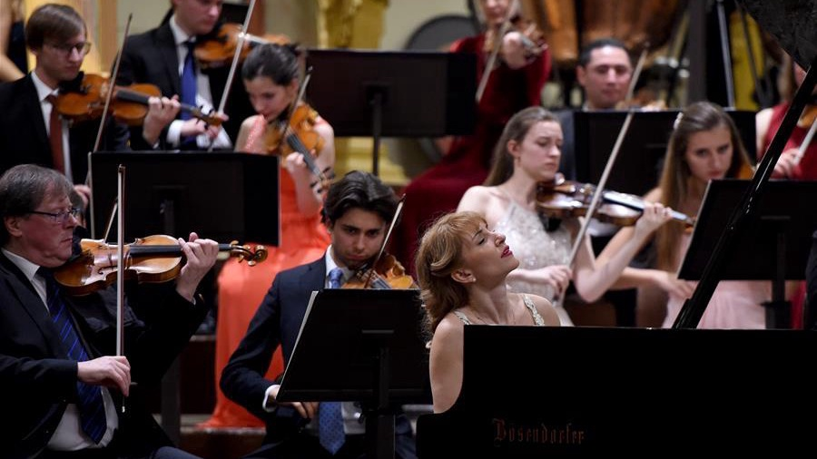 2020 Gala concert for Chinese New Year held in Vienna
