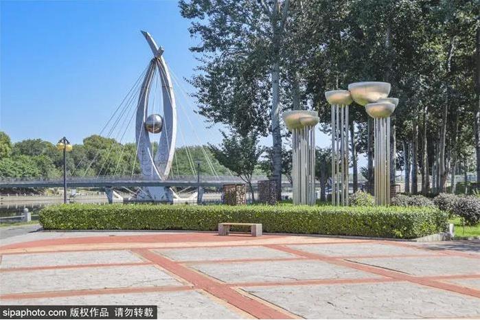 全部免费!北京这些公园人少景美,还能放风筝!假期去正好