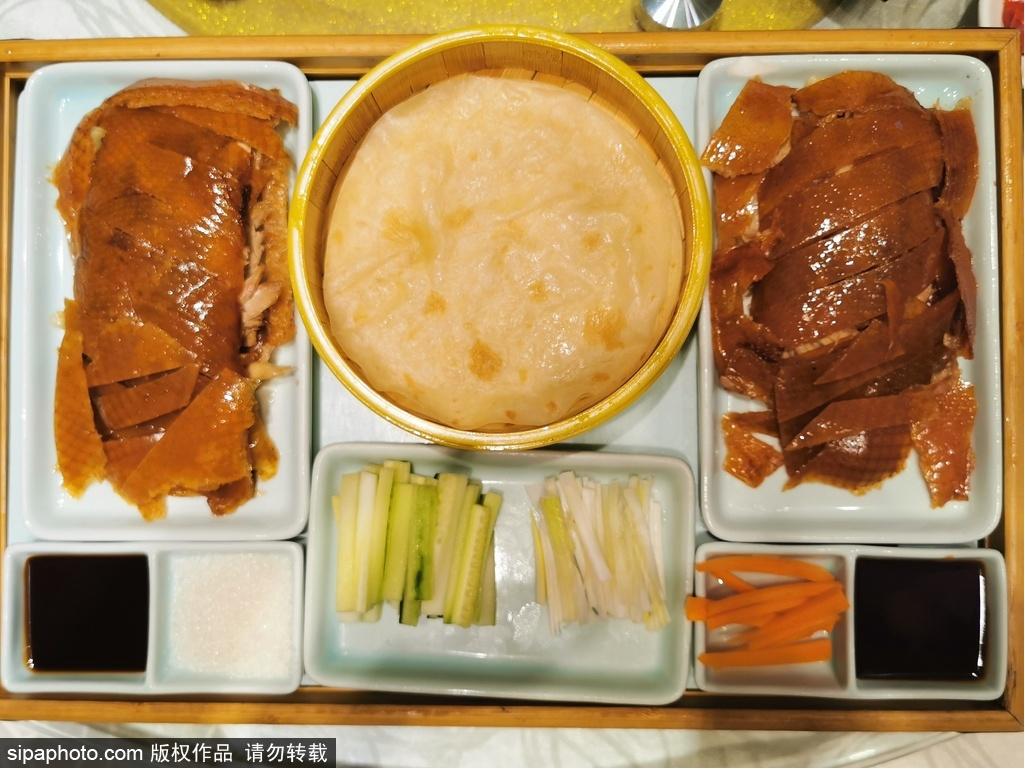 """居家吃烤鴨不是""""夢""""!北京老字號外賣來啦!"""