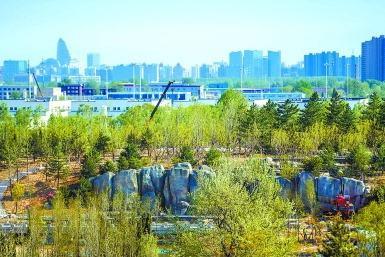 温榆河公园示范区将亮相
