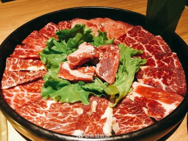 牛角日本烧肉:周末聚餐的好去处