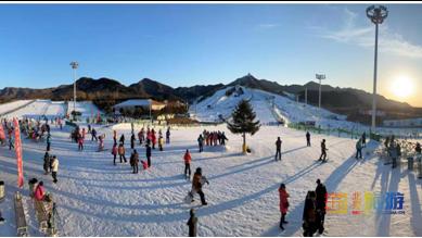 """去密云""""过大年"""":游旧时长城庙会,还能滑雪、采摘!"""
