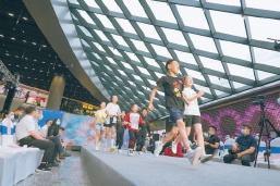 西单时尚节开幕 百余活动惠市民