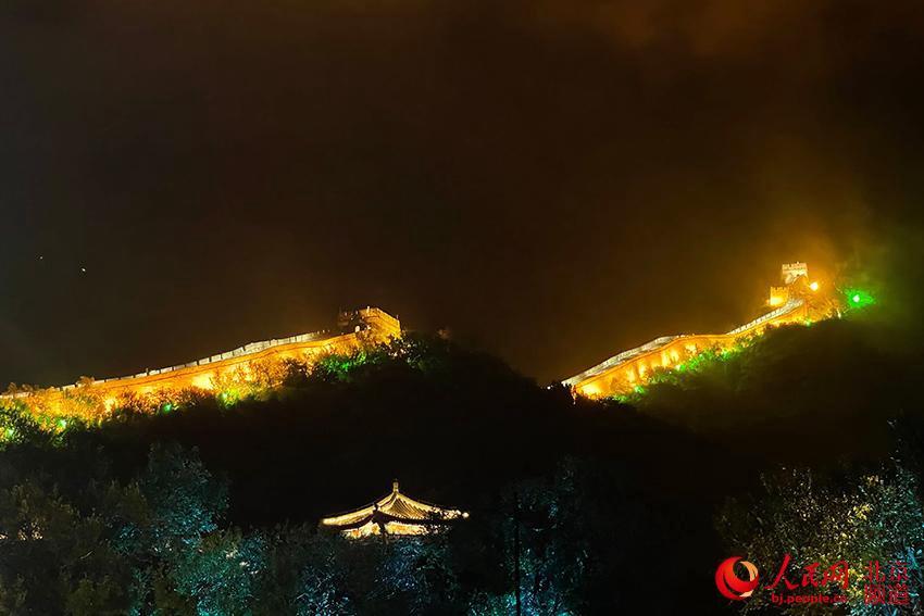 2021北京长城文化节启动 提升北京段长城文化影响力