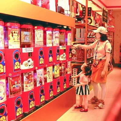 FAO Schwarz玩具旗舰店 去157年老店巡礼童话国