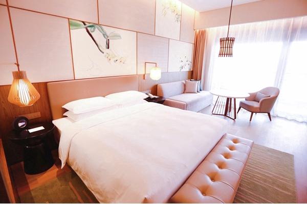 凱悅酒店集團在中國有很大發展空間