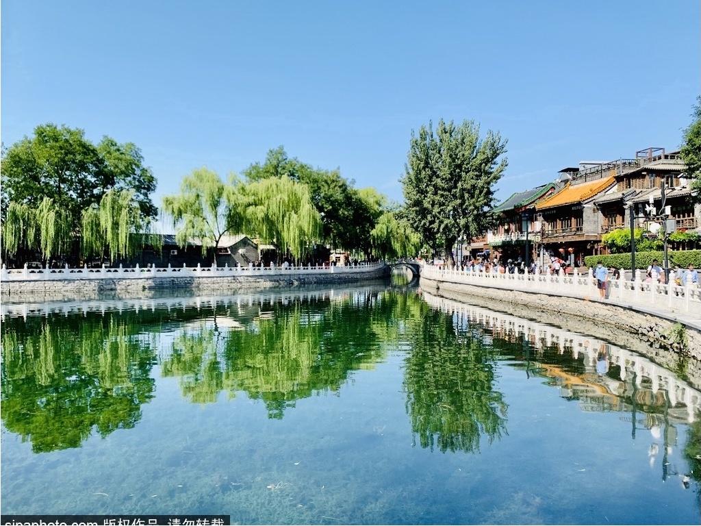 Le seul parc ouvert de Pékin, avec de nombreux sites historiques et des billets gratuits, est connu sous le nom de «ville de l'eau dans le nord»