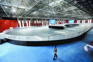"""二七厂的""""冰雪奇缘"""":变身国家冰雪运动训练科研基地并向公众开放"""