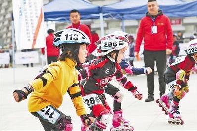 石家莊本雪季已有超過150萬人參與冰雪運動