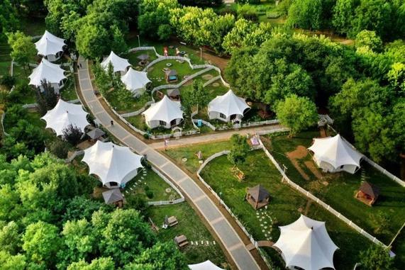 為團建量身定做的15大京郊民宿:入則燒烤唱K、轟趴,出則草坪晚宴、玩轉山野