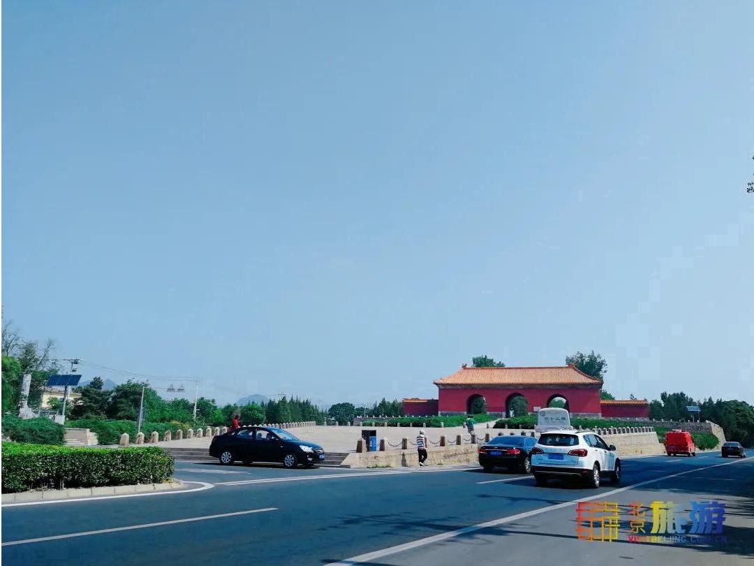 중국 최대 규모 황릉 건축군, 명13릉