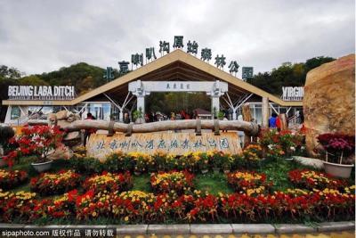 北京喇叭溝原始森林公園今年對全國醫護人員門票免費