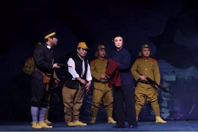 《寸草春晖》:用戏曲演绎顺义人的抗日故事!