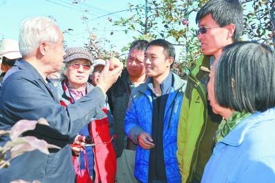 科技小院大担当:让更多京郊农民尝到科技兴农兴业兴村的甜头