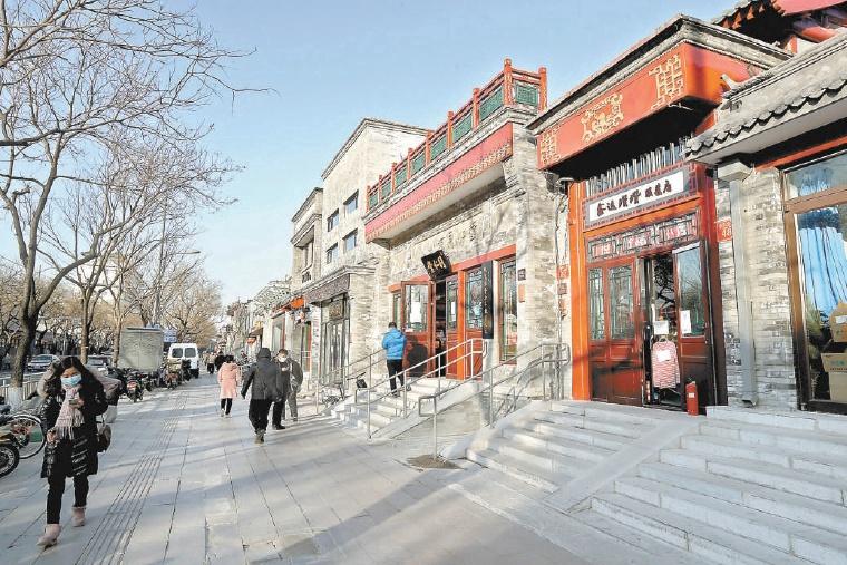 """700年""""银街""""获新生:保留老业态 升级老字号 增设文创园 布置活态博物馆"""