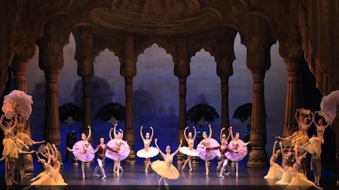 慶祝中央芭蕾舞團建團60周年