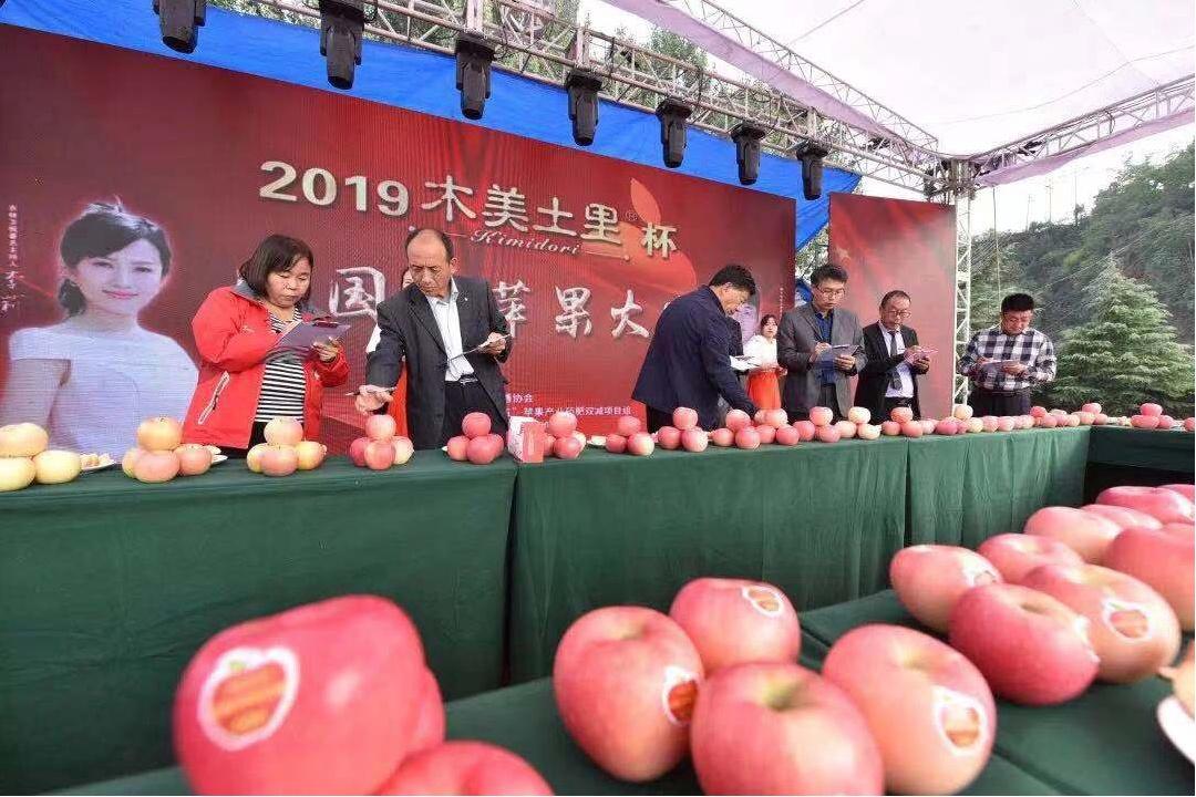 """邢台市第四届""""浆水苹果""""文化节开幕"""