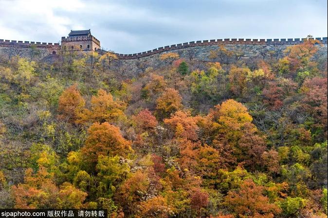 베이징 가을 나들이, 모전욕 장성