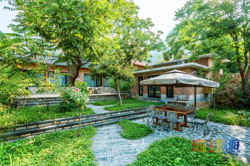 京郊住宿:金塔仙谷度假小镇