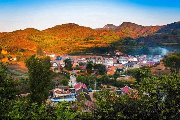Куда пойти ? В этих 30 маленьких деревнях скрываются самые красивые осенние пейзажи Пекина!