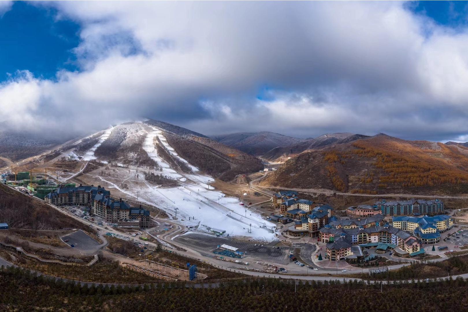 11月2日起陆续开板,崇礼七大滑雪场喊你来滑雪