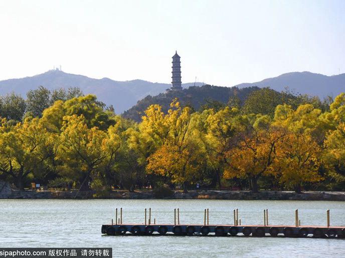"""三山五园,北京的""""金名片"""""""