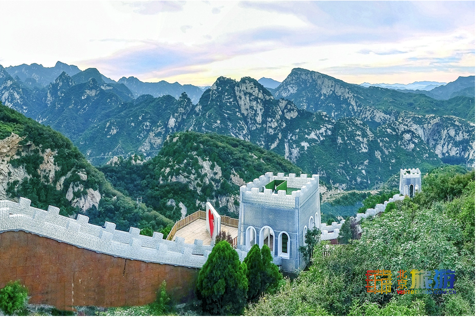 There is a cool valley in Beijing, where you can not only enjoy the mountains and rivers, but also have a leisurely summer vacation