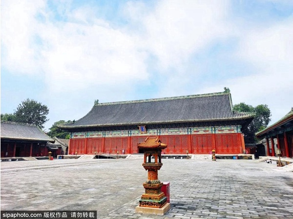 선농단 베이징 고건축박물관