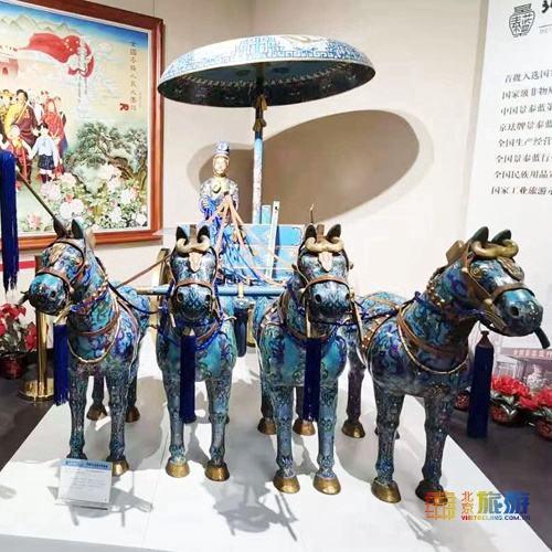 首屆北京網紅打卡地:北京市琺瑯廠