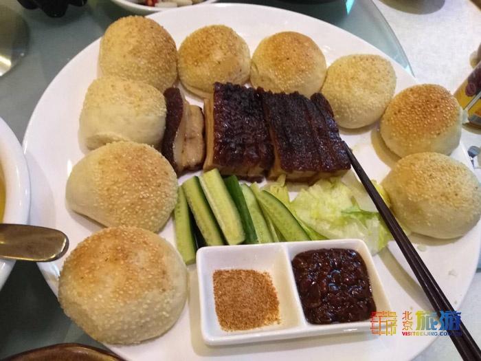 古北水鎮燒肉館:燒肉是最不能錯過的一道菜