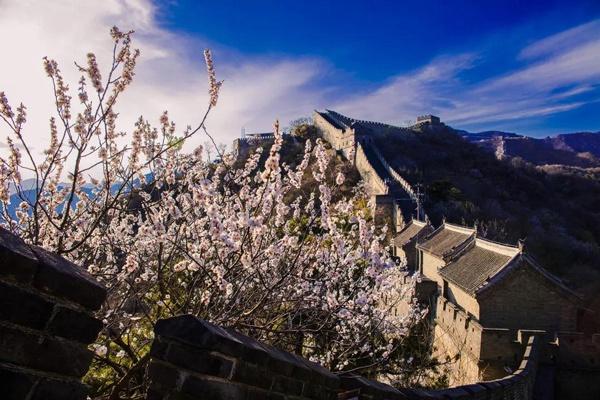 4月10日起,慕田峪长城景区将有序恢复开放