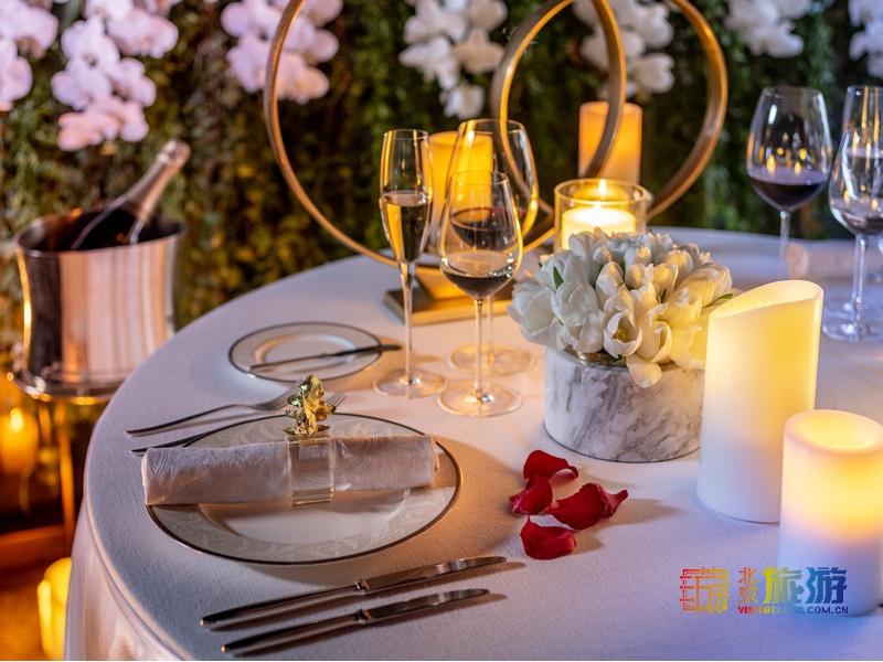 北京华尔道夫露台私享晚宴,缔造专属您的醇享时光