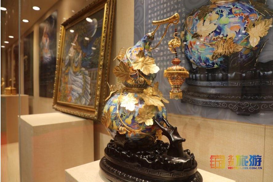 Ouverture officielle du Musée des huit artisanats impériaux de Beijing