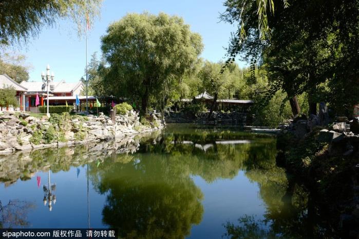 走进北京红色旅游景区:宋庆龄故居