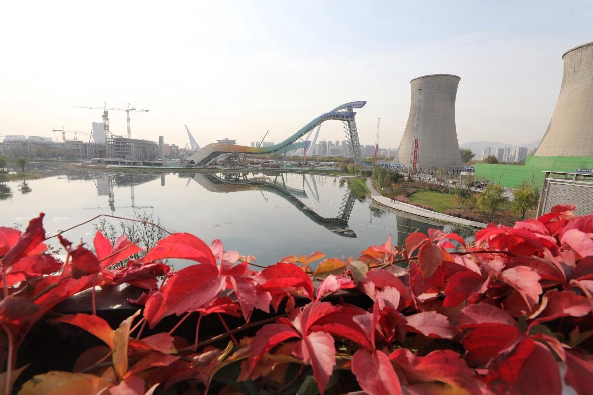 冬奧北京賽區首個新建場館完工!賽后將成體育主題公園