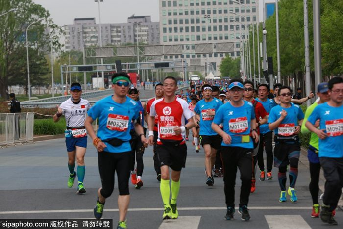 北京半程馬拉松啟動報名