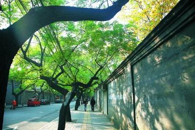 东交民巷:解放军入城指定要走的胡同