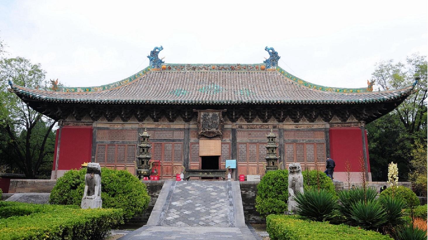 永乐宫发现蒙元时期道教纸质文物